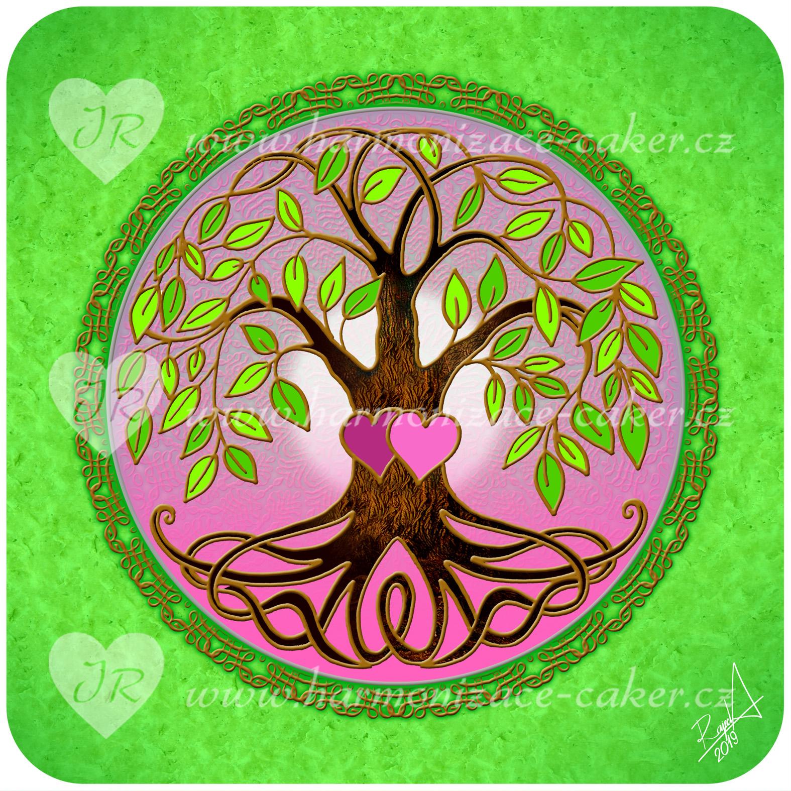 strom_zivota_zelena_ruzova01_zlata